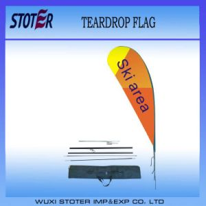 Wind Surfing Sail Teardrop Flag pictures & photos