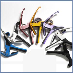 Online Wholesale Aluminium Alloy Guitar Capo pictures & photos