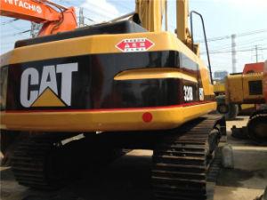 Used Original Japan Condtruction Machine Excavator Cat 320b