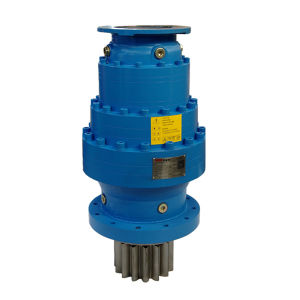 Planetary Gearbox Price Low Noise for Slew Drive pictures & photos
