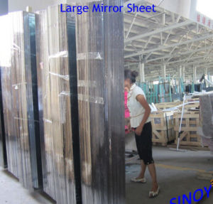 3mm to 6mm Water-Proof Clear Silver Coated Mirror Glass pictures & photos