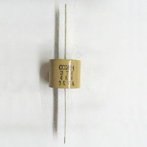 Drum Shape Superpower Ceramic Capacitor (CCG61-1) pictures & photos