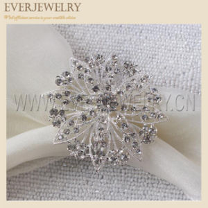 Crystal Rhinestone Napkin Ring, Napkin Buckle pictures & photos