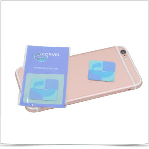 Microfiber Mobile Phone Cleaning Sticker pictures & photos