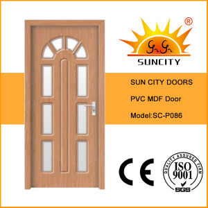 Single Leaf New Design Bedroom Doors pictures & photos