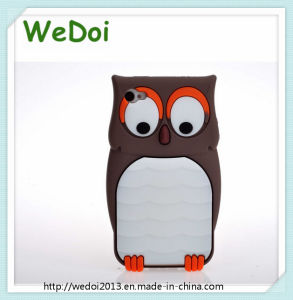 Popular Promotional Owl Shape Cellphone Case (WY-PC06) pictures & photos