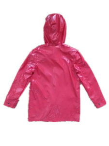 PU Raincoat/Rain Jacket for Adult pictures & photos
