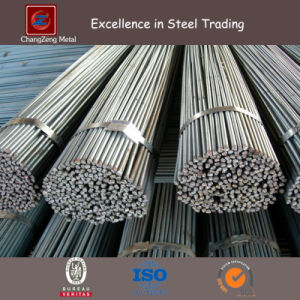 Galvanized Deformed Steel Rod for Structural (CZ-R35) pictures & photos
