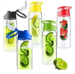 BPA Free Triton Joyshaker Sport Water Bottle Infuser Water Bottle