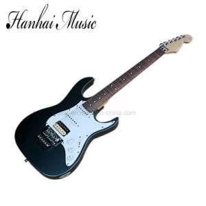Hanhai Music / Dark Blue Esp Style Electric Guitar pictures & photos