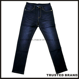 Cotton/Polyester Fabric Denim Jean for Men (N16895)