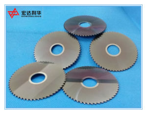 Tungsten Carbide V Cut Saw Blade for PCB Printed Circuit Board pictures & photos