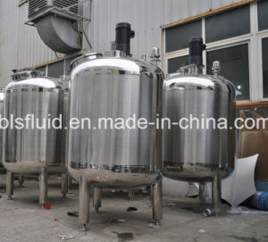 Stainless Steel Liquid Soap Mixing Tank pictures & photos