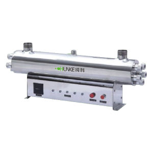 Chunke Polishing Stainless Steel UV Sterilizer for Water Filter pictures & photos