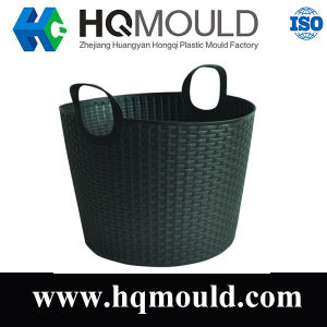 Plastic Basket Injection Mold/ Laundry Basket/Household Mould pictures & photos