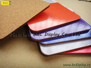 MDF, Medium Density Fiberboard, MDF/Fb, Cork Coaster (B&C-G068) pictures & photos
