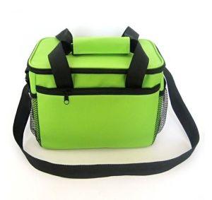 Eco Friendly Fashion Polyester Cooler Tote/Shoulder Bag Cooler Bag pictures & photos