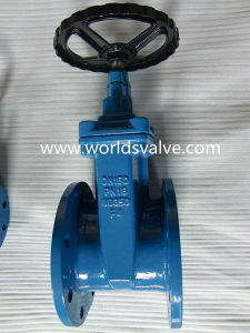 Ggg50 F4 Gate Valve (Z45X-10/16) pictures & photos