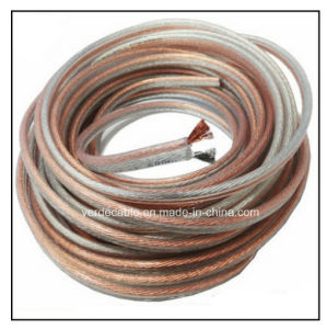 2core 0.75mm 1.5mm 2.5mm Flex Cable Speaker Wire pictures & photos