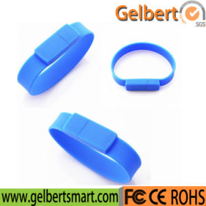 Best Price Silicone Wristband USB Flash Drive 8GB pictures & photos