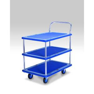 Multifunctionalcustomized Three Layers Powder Coating Trolley Resistance Fabrication Work pictures & photos