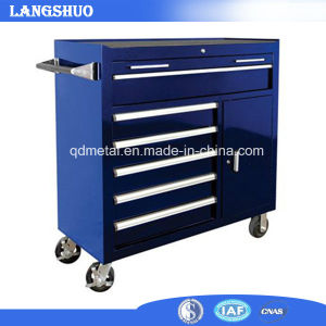 Popular Tool Chest Hot Sale Tool Cabinet Kraftwelle Tool Trolley pictures & photos