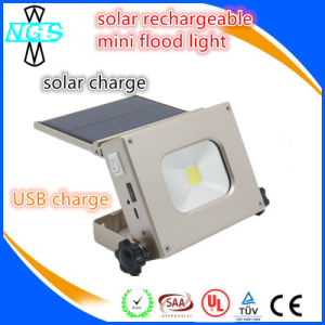 Solar Rechargeable Lantern as Power Bank with USB pictures & photos