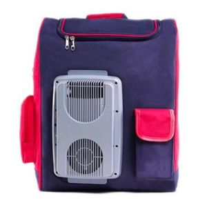 Portable Electronic Soft Cooler Bag 19liter DC12V for Outdoor Leisure Activity Use pictures & photos