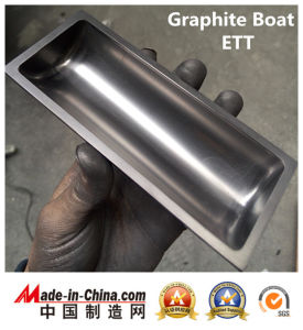 High Density Graphite Boat for High Temperaure Furnace pictures & photos