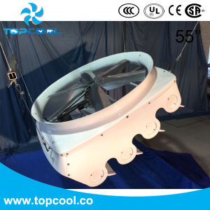 Vhv55-2015 High Efficiency Cooling Fan Especially for Dairy pictures & photos