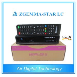 Single DVB-C Tuner Linux HD Zgemma-Star LC Cable Receiver pictures & photos
