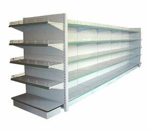 Popular Metal Shelf for Sudan Market pictures & photos
