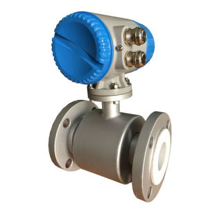 Multifunctional Intelligent Magnetic Water Flow Meter with High Quality pictures & photos
