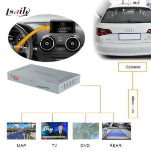 HD Auto Multinedia Video Interface GPS Navigation Box for 2014 Audi A3 pictures & photos