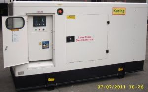 Diesel Generator with Perkins Engine 10kVA-2250kVA pictures & photos