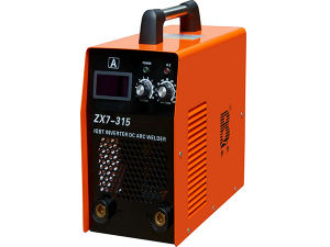 Inverter DC Manal Meteal Arc (MMA) Welding Machine (ZX7-315)
