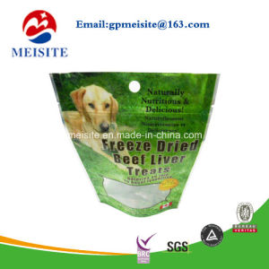 Custom Printed Plastic Pet Food Packaging Bag for Dog pictures & photos