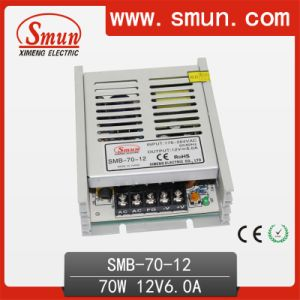 70W 12V 6A Ultra-Thin Switching Power Supply pictures & photos