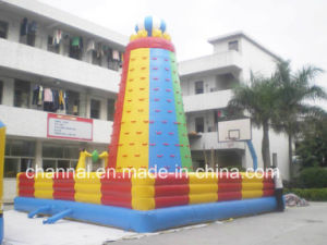 Commercial Inflatable Climbing Wall for Sport Game (CHSP152) pictures & photos