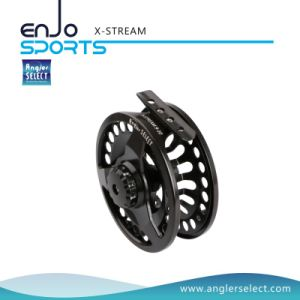 Fly Fishing CNC Fishing Tackle Reel (X-STREAM 5-6) pictures & photos