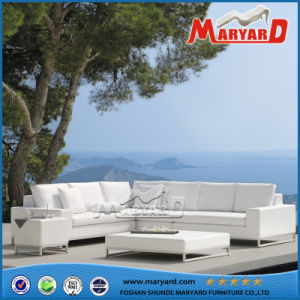 Outdoor Garden Fabric Selectional Sofa pictures & photos