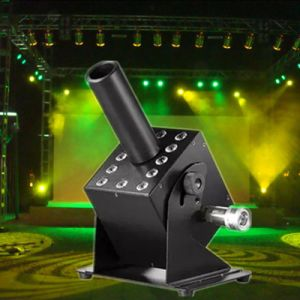 12*3W RGB Triple LED CO2 Jet Machine Stage Effect pictures & photos