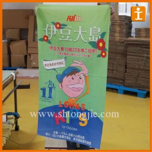 Custom Advertising Outdoor Flag (TJ-006) pictures & photos