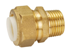 Brass Pipe Fitting with Reducing Straight Union Bf-15003 pictures & photos