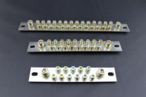 Copper Wireing Terminal Block pictures & photos