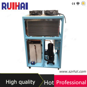 High Quality 20HP Air Cooled Scroll Industrial Water Chiller pictures & photos