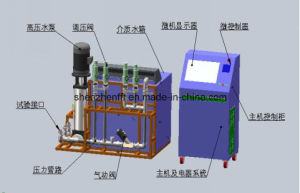 Pulse Test Machine for Tank pictures & photos