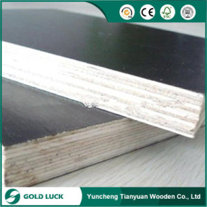 Ce Certified Factory Construction Black Film Faced Plywood pictures & photos