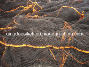 Double Layer Anti-Predators Coating Grow out Nylon Fish Net Bag pictures & photos