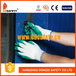 Ddsafety 2017 Cotton Polyester with Latex Gloves pictures & photos